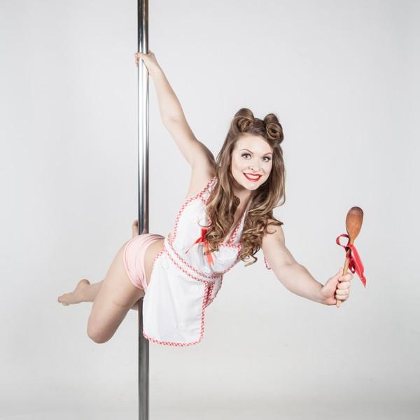 Klára Hájková | Centrum Tance - Pole dance, Pole fitness